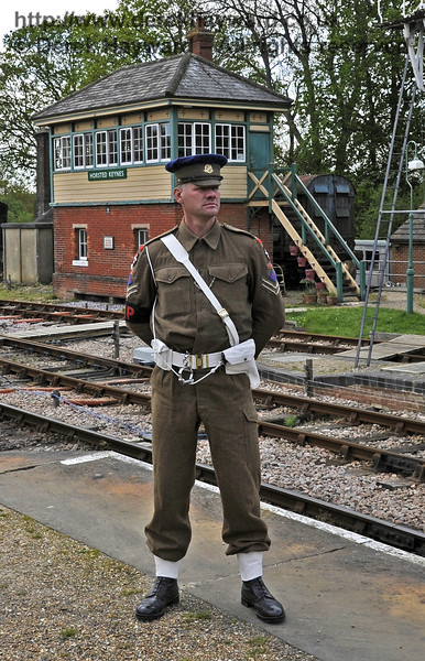 Southern at War, Horsted Keynes 13.05.2012  4809
