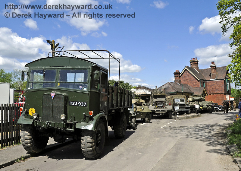 Southern at War, Horsted Keynes 12.05.2012  4529