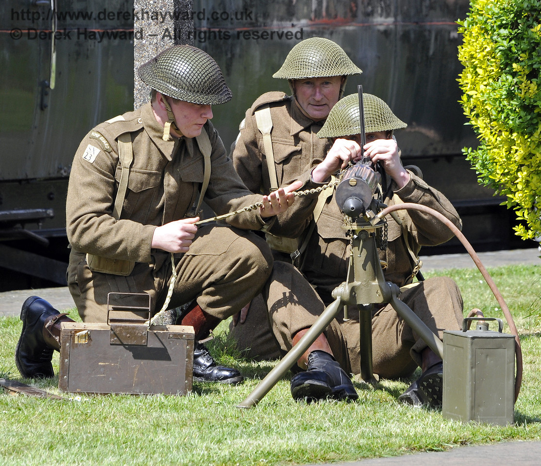 Southern at War, Horsted Keynes 12.05.2012  7919