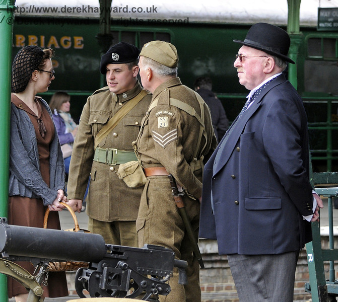 Southern at War, Horsted Keynes, 12.05.2013  8775/E1