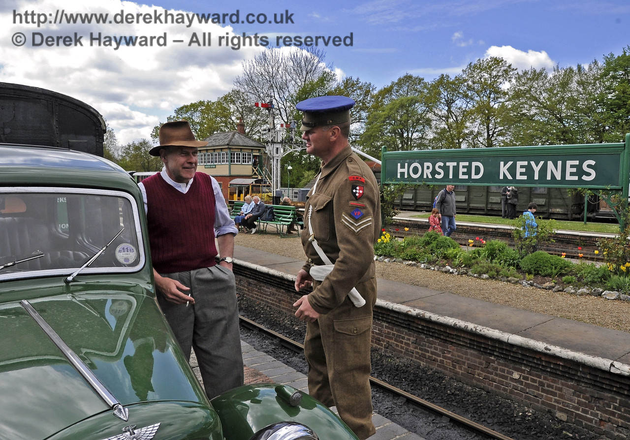 Southern at War, Horsted Keynes, 12.05.2013  6907