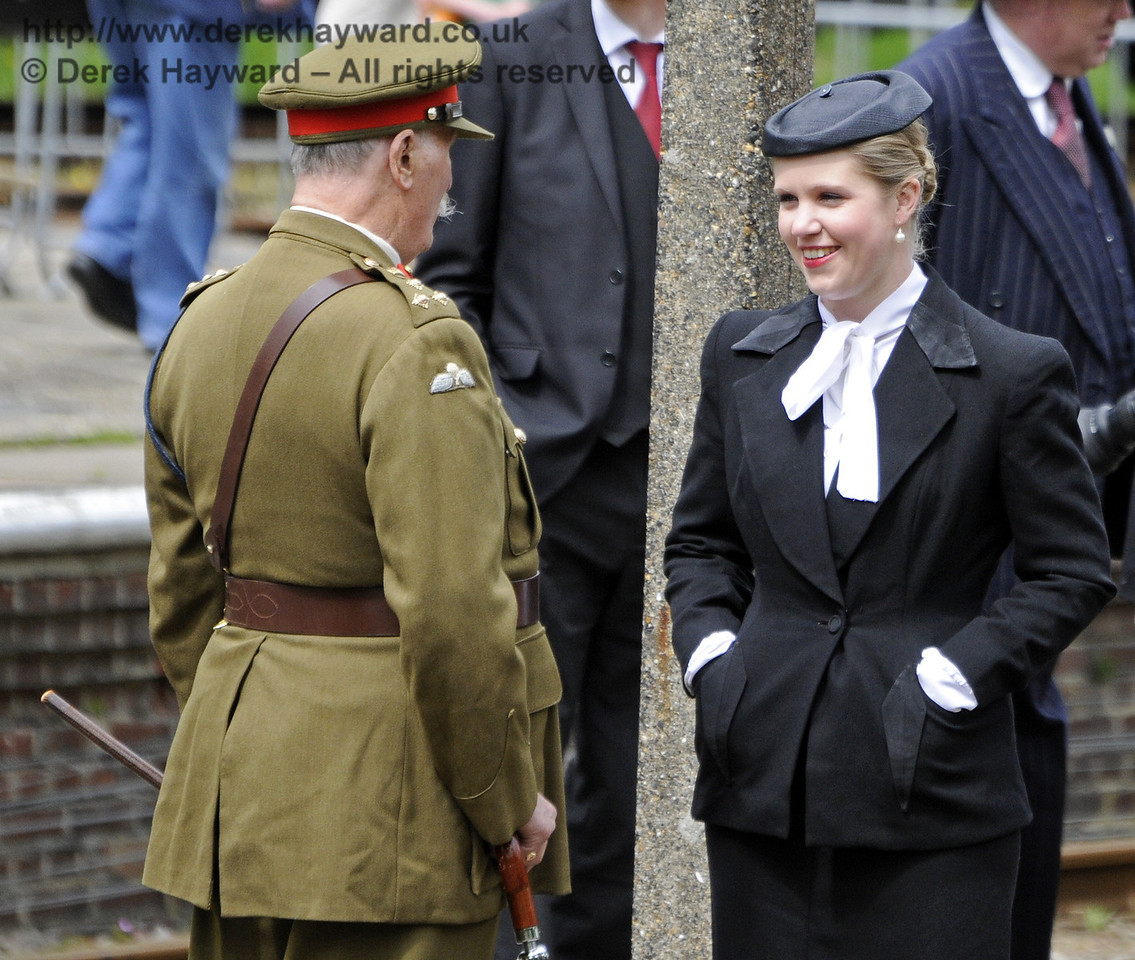 Southern at War, Horsted Keynes, 11.05.2013  8667