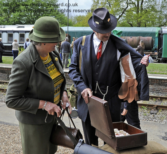 Southern at War, Horsted Keynes, 11.05.2013  6806