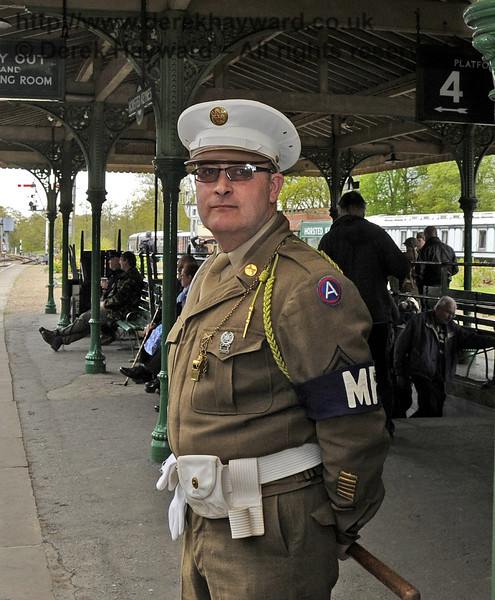 Southern at War, Horsted Keynes, 11.05.2013  6763