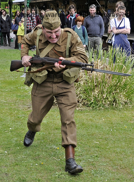 Southern at War, Horsted Keynes, 11.05.2013  6811
