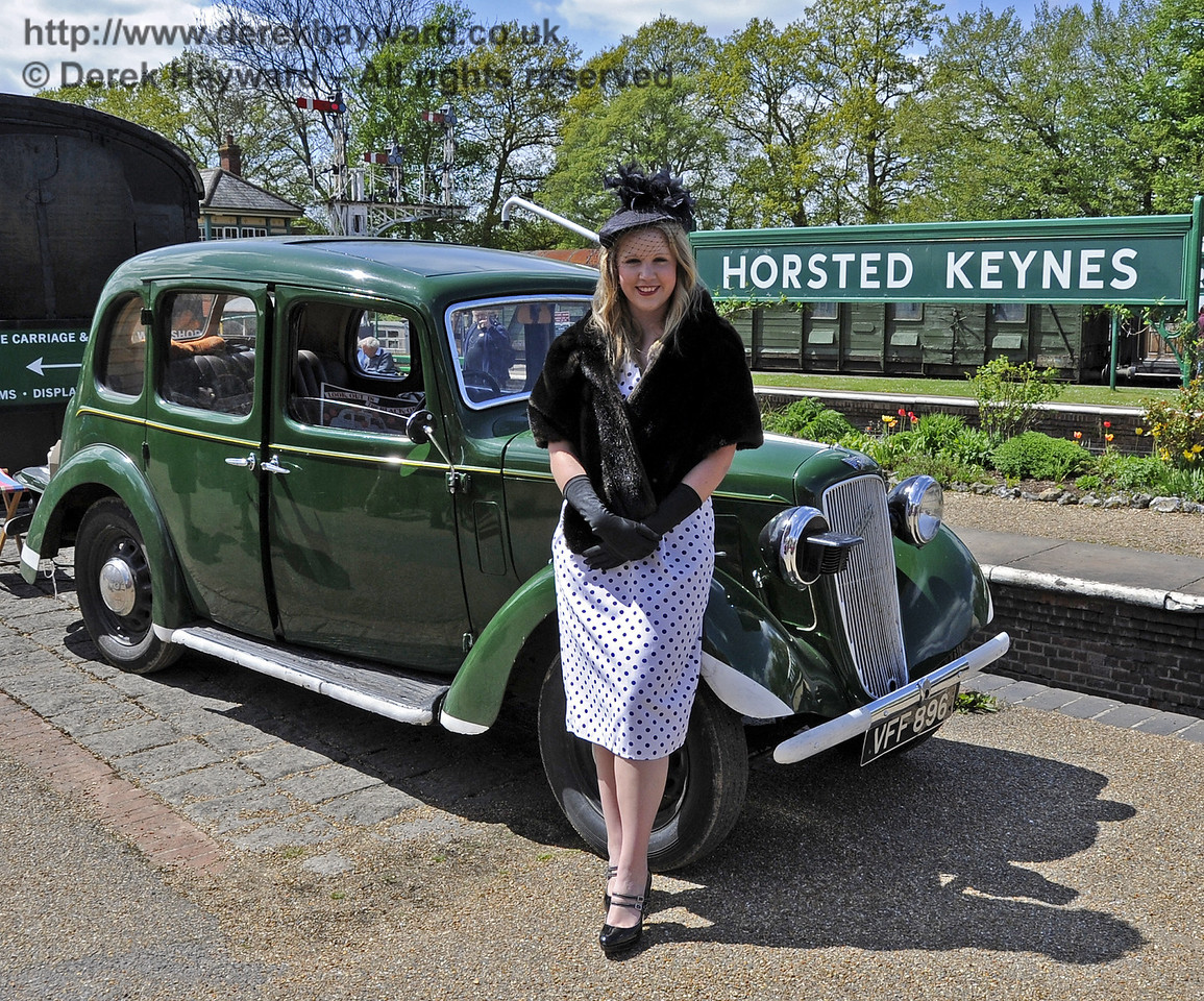 Southern at War, Horsted Keynes, 12.05.2013  6922