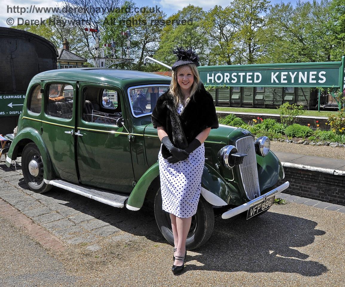 Southern at War, Horsted Keynes, 12.05.2013  6922