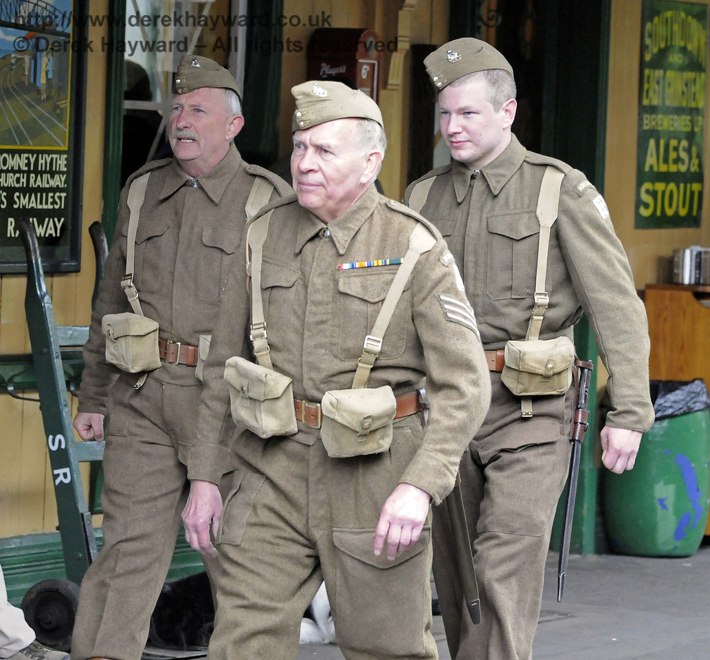 Southern at War, Horsted Keynes, 11.05.2013  8754