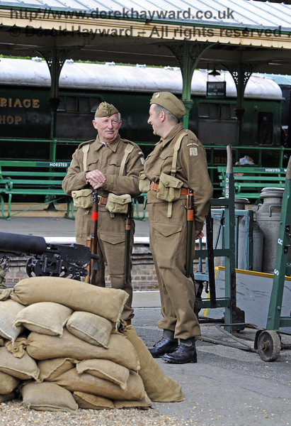 Southern at War, Horsted Keynes, 12.05.2013  8808