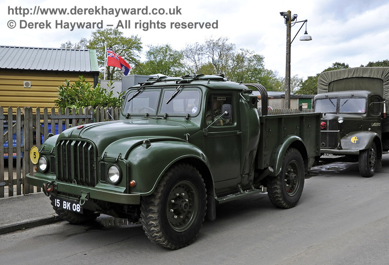 Southern at War, Horsted Keynes, 11.05.2013  6787