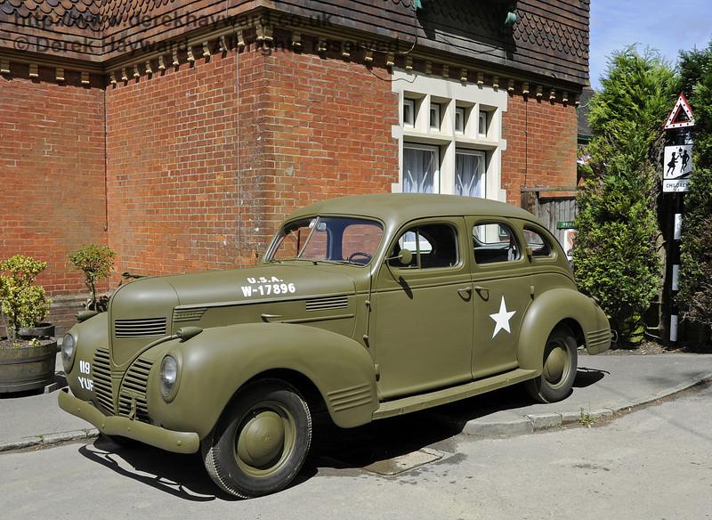 Southern at War, Horsted Keynes, 12.05.2013  6893
