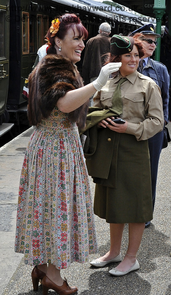 Southern at War, Horsted Keynes, 12.05.2013  6981