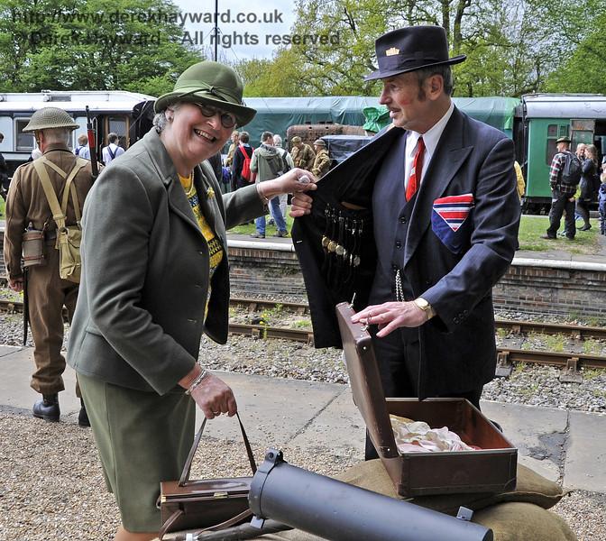 Southern at War, Horsted Keynes, 11.05.2013  6803