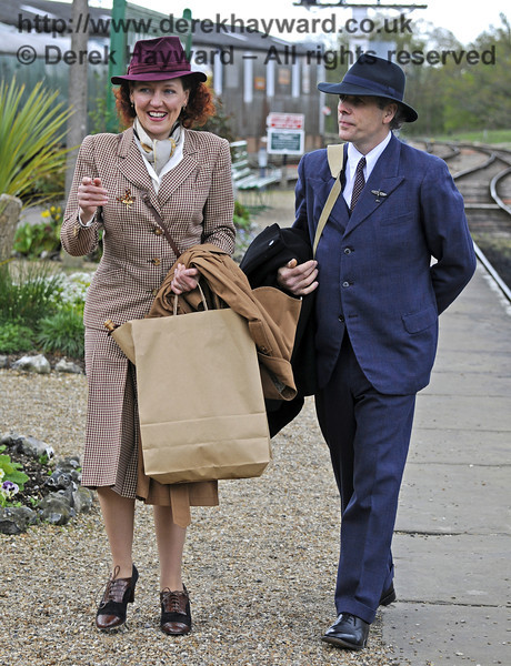 Southern at War, Horsted Keynes, 11.05.2013  8651