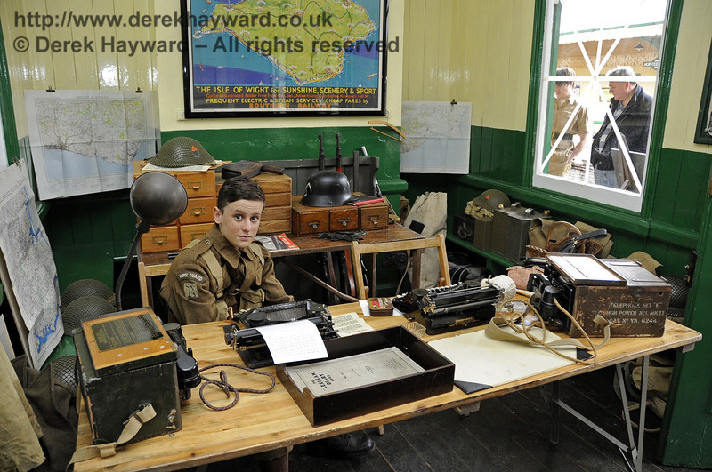 Southern at War, Horsted Keynes, 11.05.2013  6833