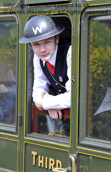 Southern at War, Horsted Keynes, 12.05.2013  6983