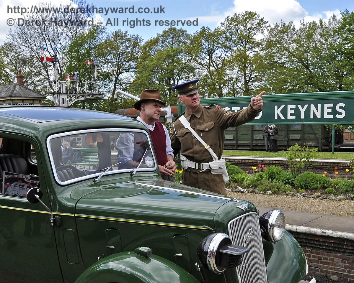 Southern at War, Horsted Keynes, 12.05.2013  6912