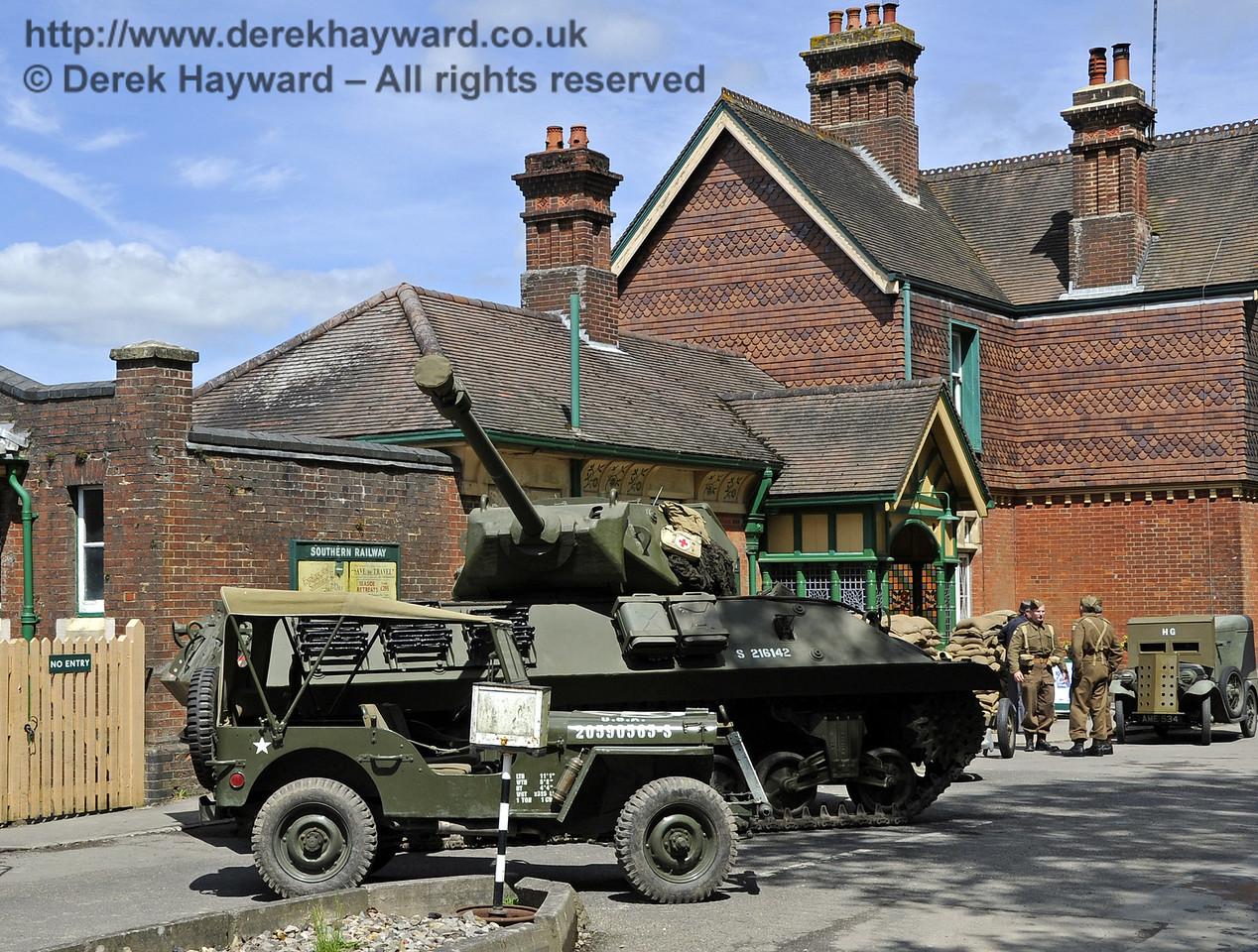 Southern at War, Horsted Keynes, 12.05.2013  6894