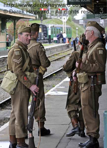 Southern at War, Horsted Keynes, 11.05.2013  8655