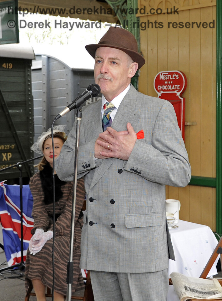 Southern at War, Horsted Keynes, 11.05.2013  6834
