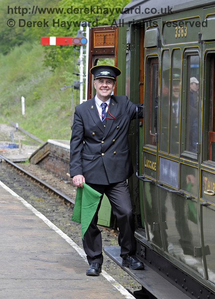 Southern at War, Horsted Keynes, 12.05.2013  8798