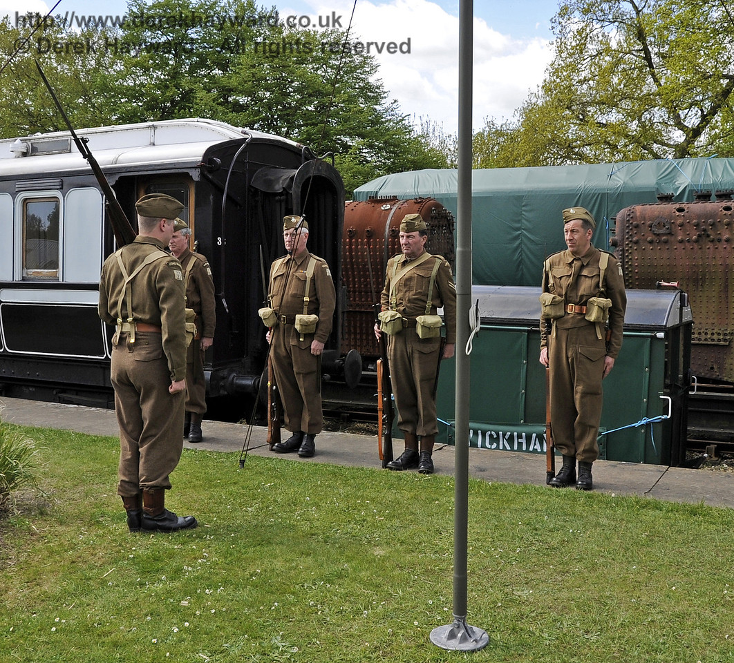 Southern at War, Horsted Keynes, 12.05.2013  6945
