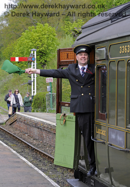 Southern at War, Horsted Keynes, 12.05.2013  8805