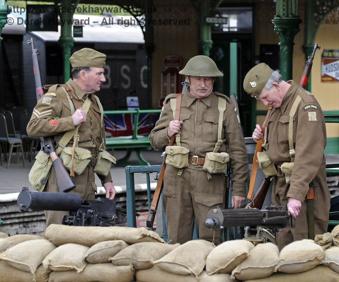 Southern at War, Horsted Keynes, 11.05.2013  8658
