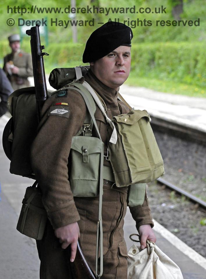 Southern at War, Horsted Keynes, 11.05.2013  8681