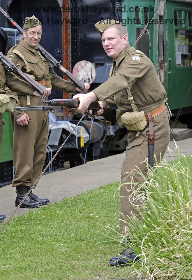 Southern at War, Horsted Keynes, 12.05.2013  8788