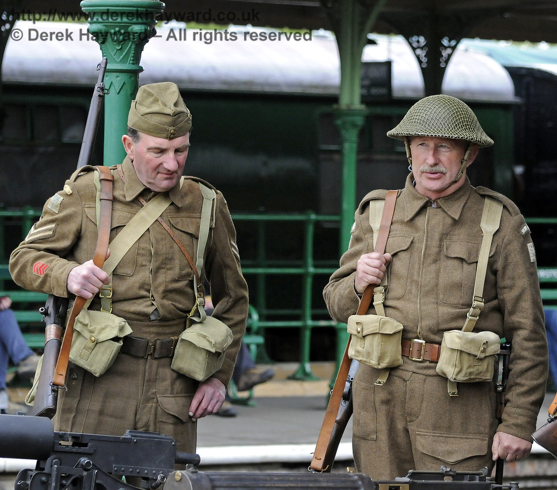 Southern at War, Horsted Keynes, 11.05.2013  8662