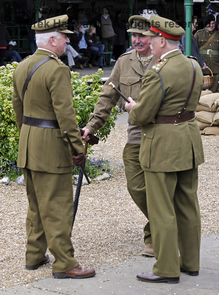 Southern at War, Horsted Keynes, 12.05.2013  8774