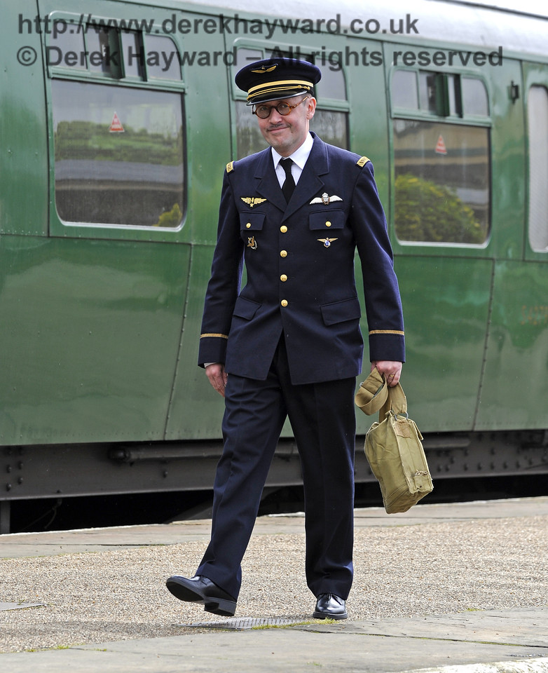 Southern at War, Horsted Keynes, 10.05.2014  9034