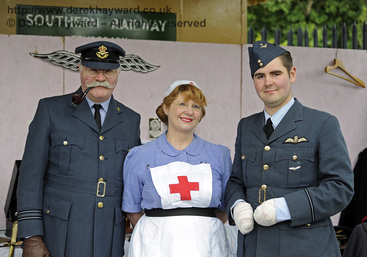 Southern at War, East Grinstead, 10.05.2014  9048