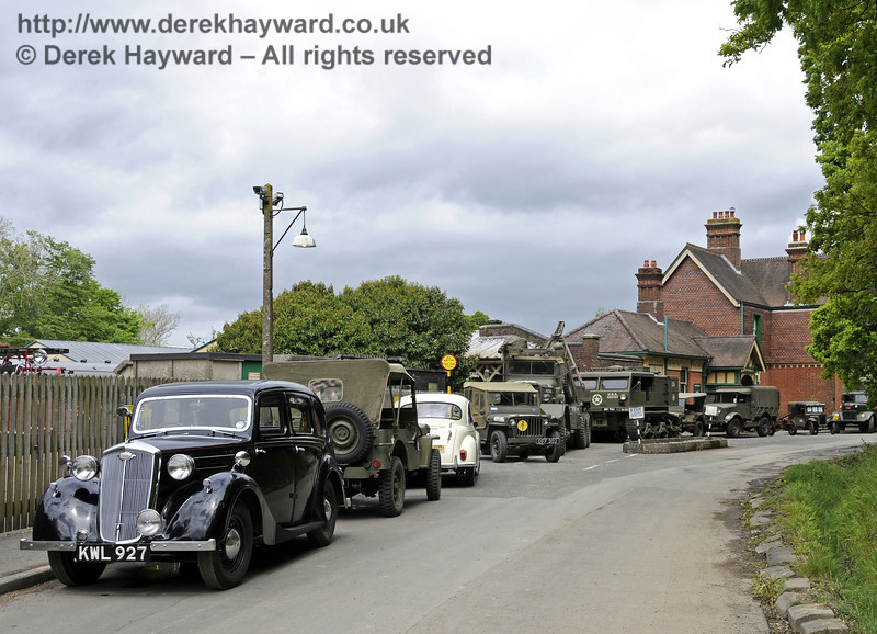 Southern at War, Horsted Keynes, 11.05.2014  10361