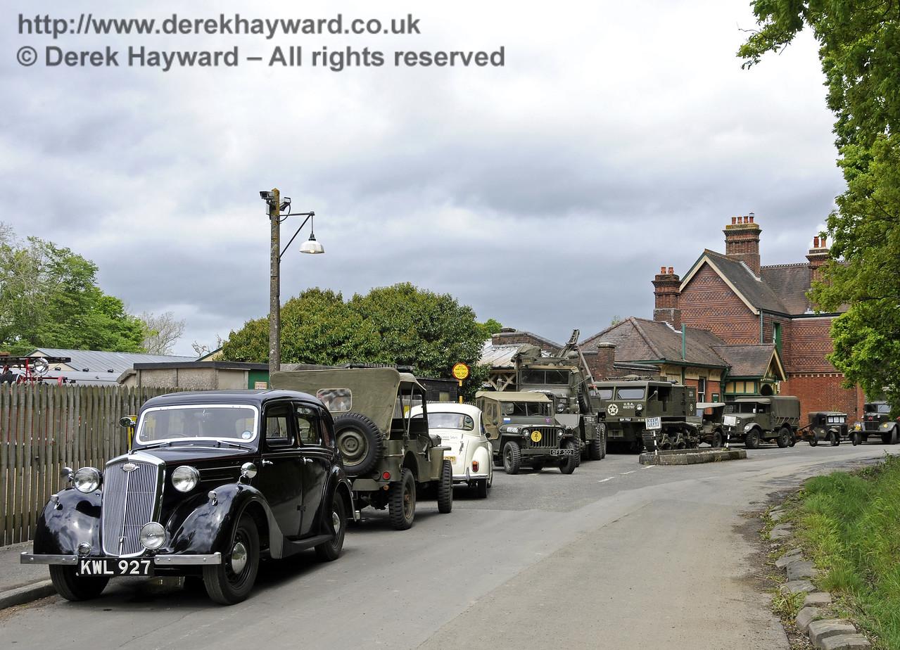 Southern at War, Horsted Keynes, 11.05.2014  10361