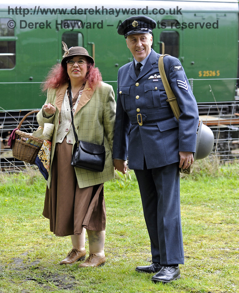 Southern at War, Horsted Keynes, 10.05.2014  9033