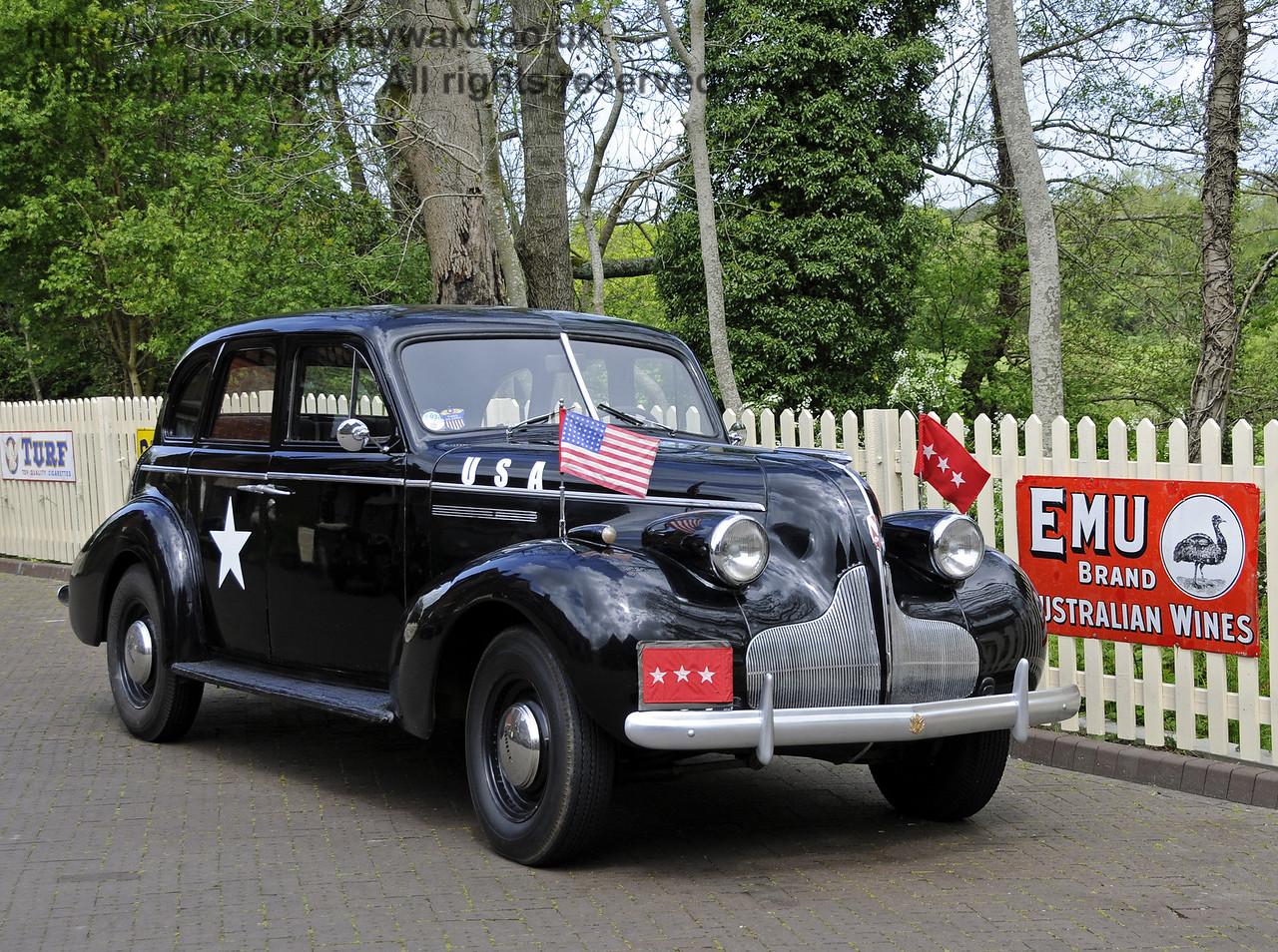 Southern at War, Sheffield Park, 10.05.2014  10293
