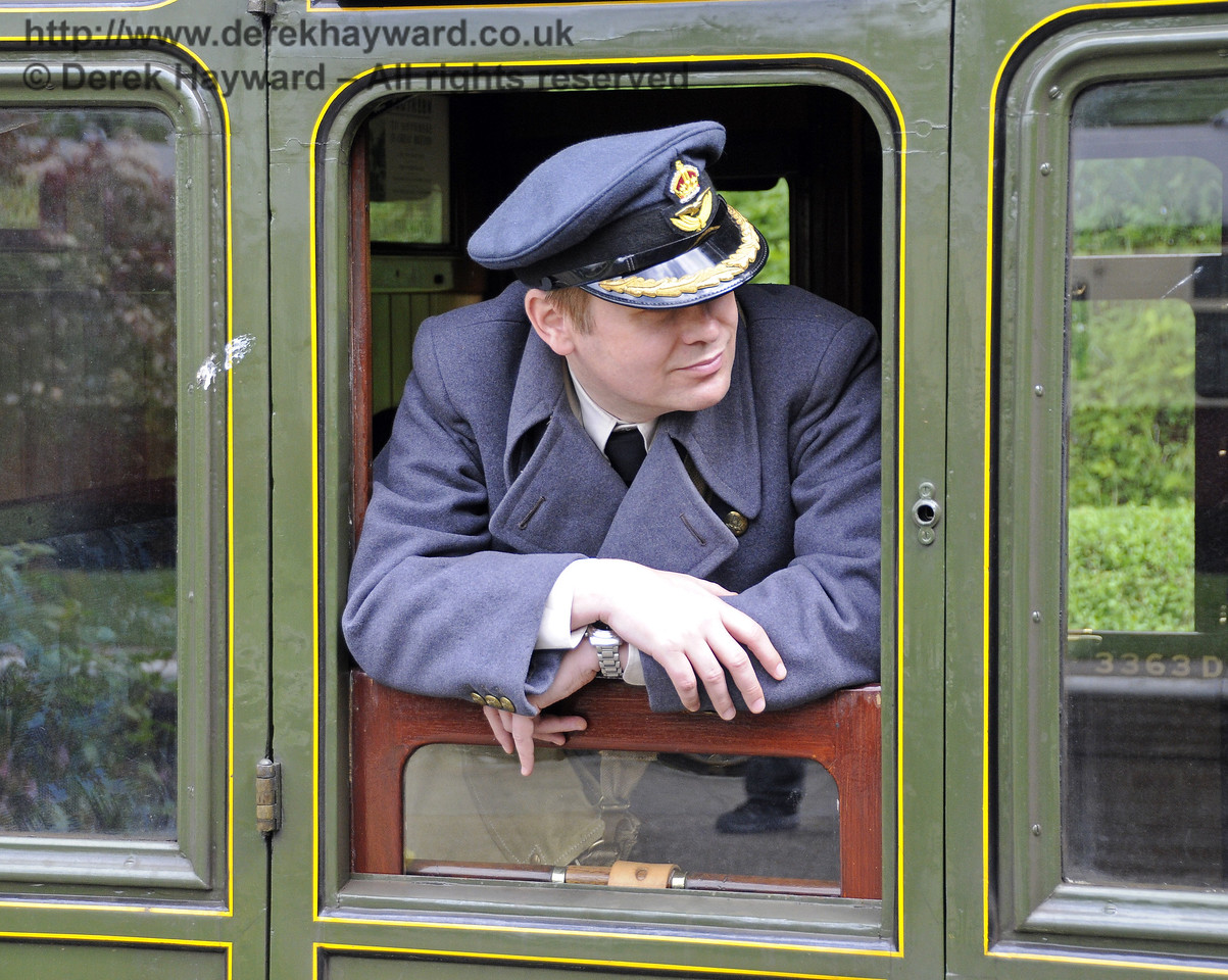 Southern at War, Horsted Keynes, 10.05.2014  10336