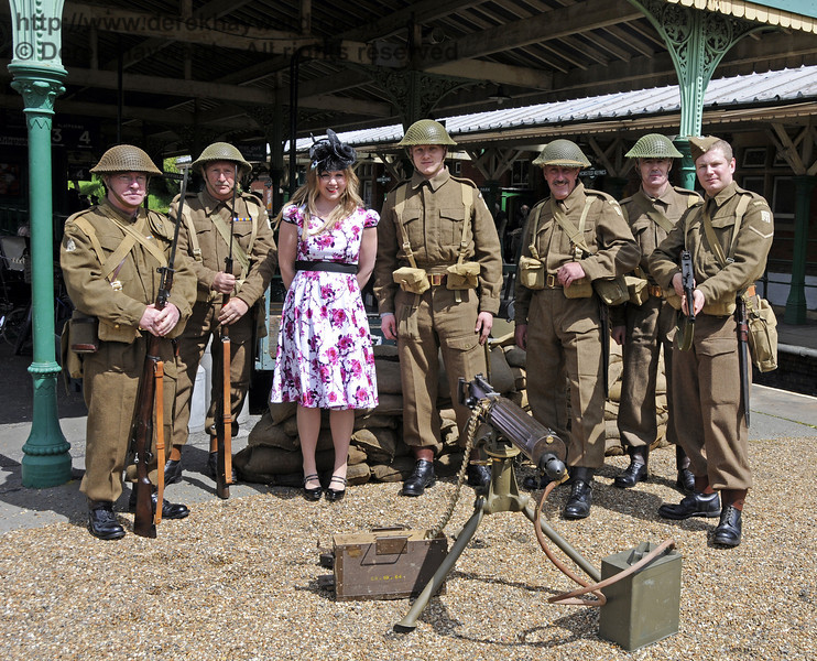 Southern at War, Horsted Keynes, 10.05.2014  10312