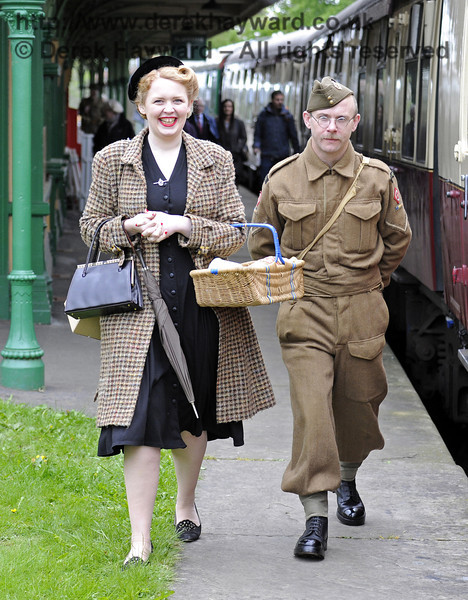 Southern at War, Horsted Keynes, 11.05.2014  9086