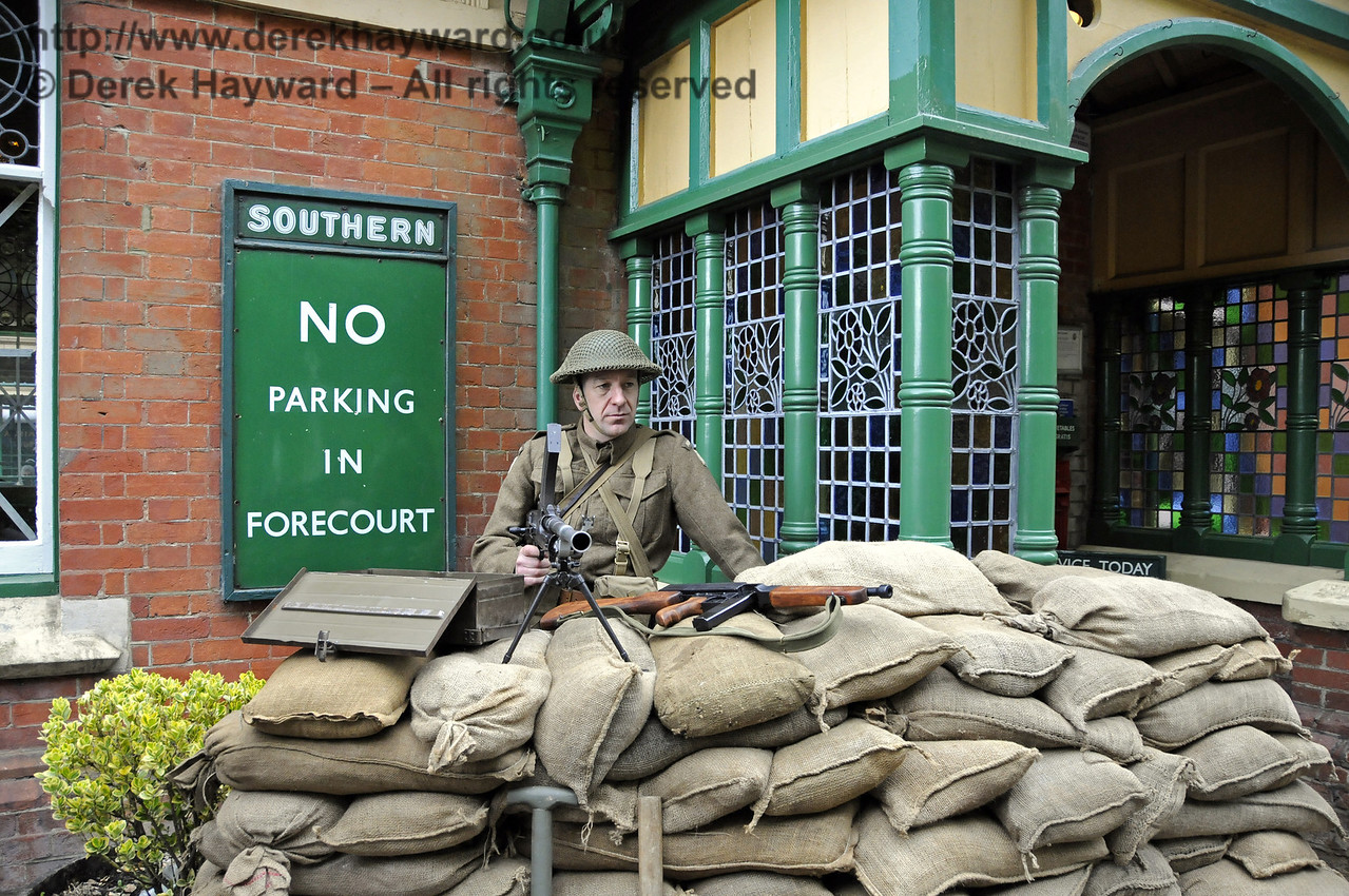 Southern at War, Horsted Keynes, 11.05.2014  10400