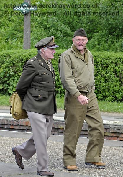 Southern at War, Horsted Keynes, 11.05.2014  9222
