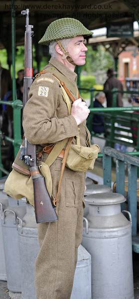 Southern at War, Horsted Keynes, 11.05.2014  9085