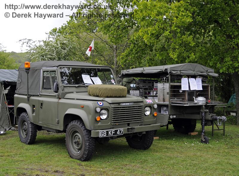 Southern at War, Horsted Keynes, 10.05.2014  10333