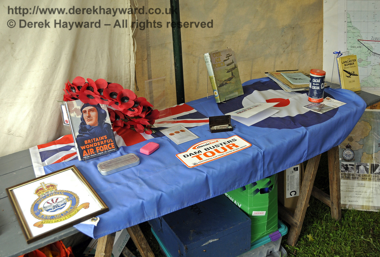 Southern at War, Horsted Keynes, 11.05.2014  10377