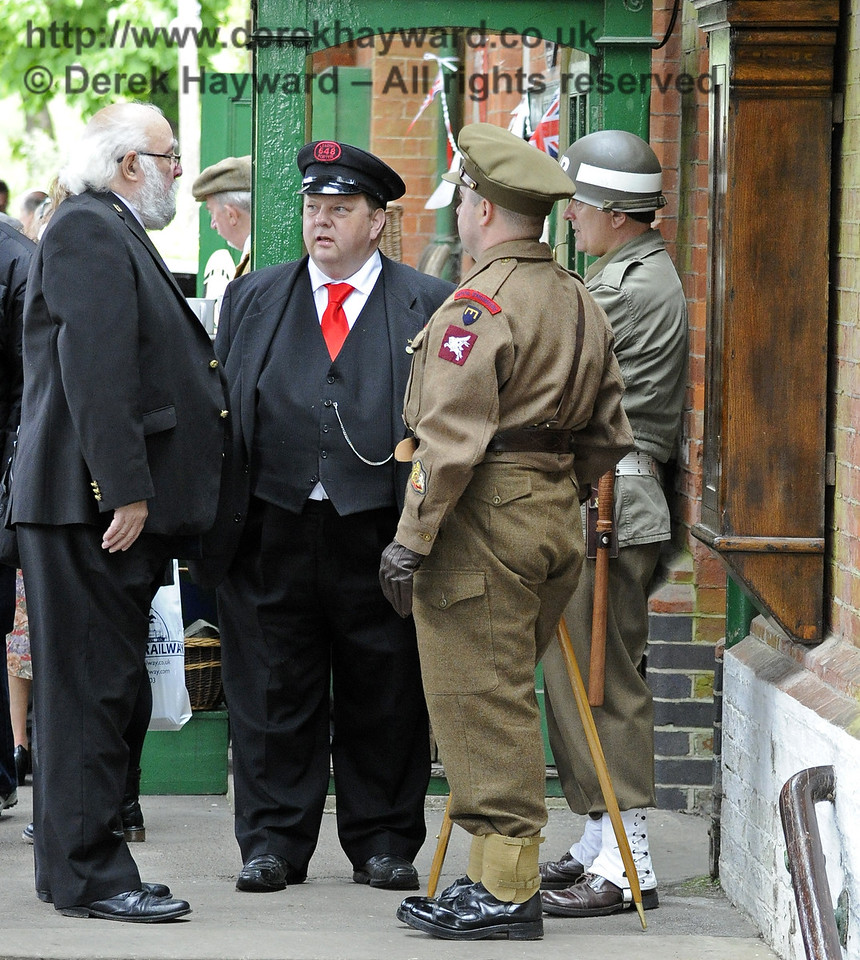 Southern at War, Horsted Keynes, 10.05.2014  9038