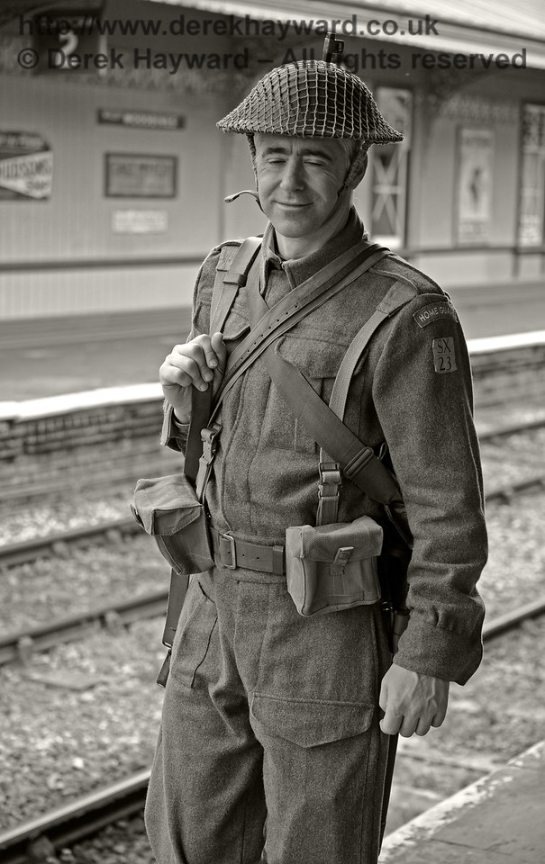 Southern at War, Horsted Keynes, 11.05.2014  9083