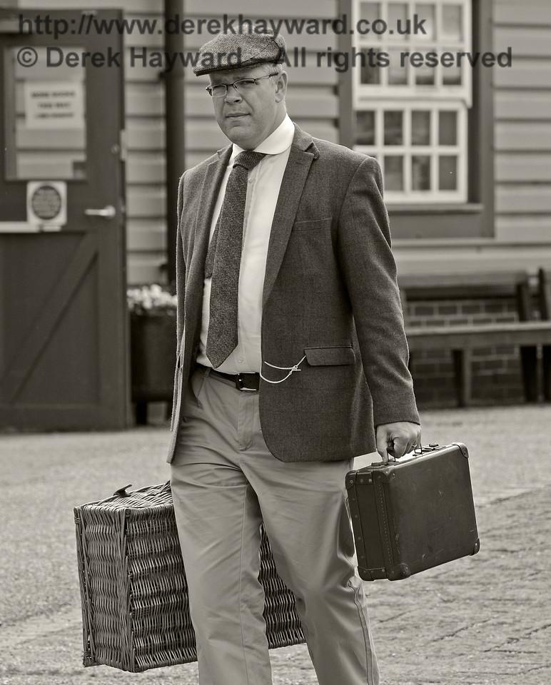 Southern at War, Horsted Keynes, 10.05.2014  8956