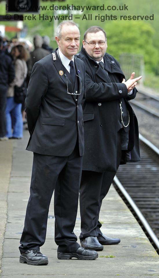 Southern at War, Sheffield Park, 10.05.2014  8925